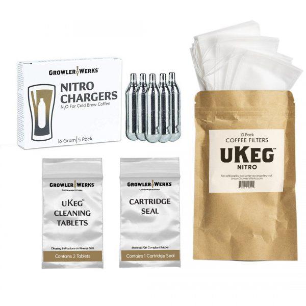 nitro cold brew refill kit