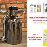 ukeg nitro coffee cold brewer for home brewing 1