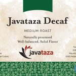 javataza fair trade decaf coffee for sale swiss water processed