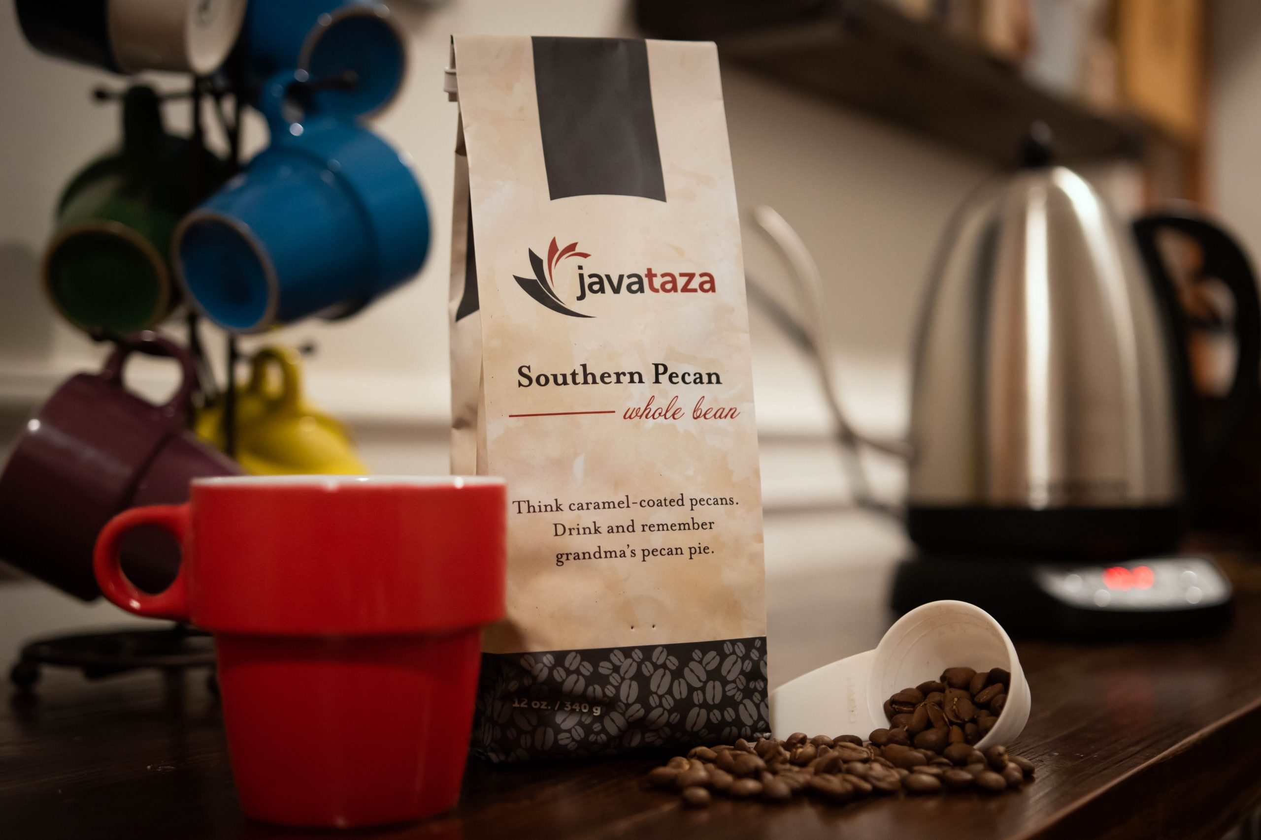 healthy southern pecan coffee for sale direct trade