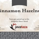 cinnamon hazelnut ground flavored coffee