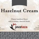 hazelnut cream ground flavored coffee