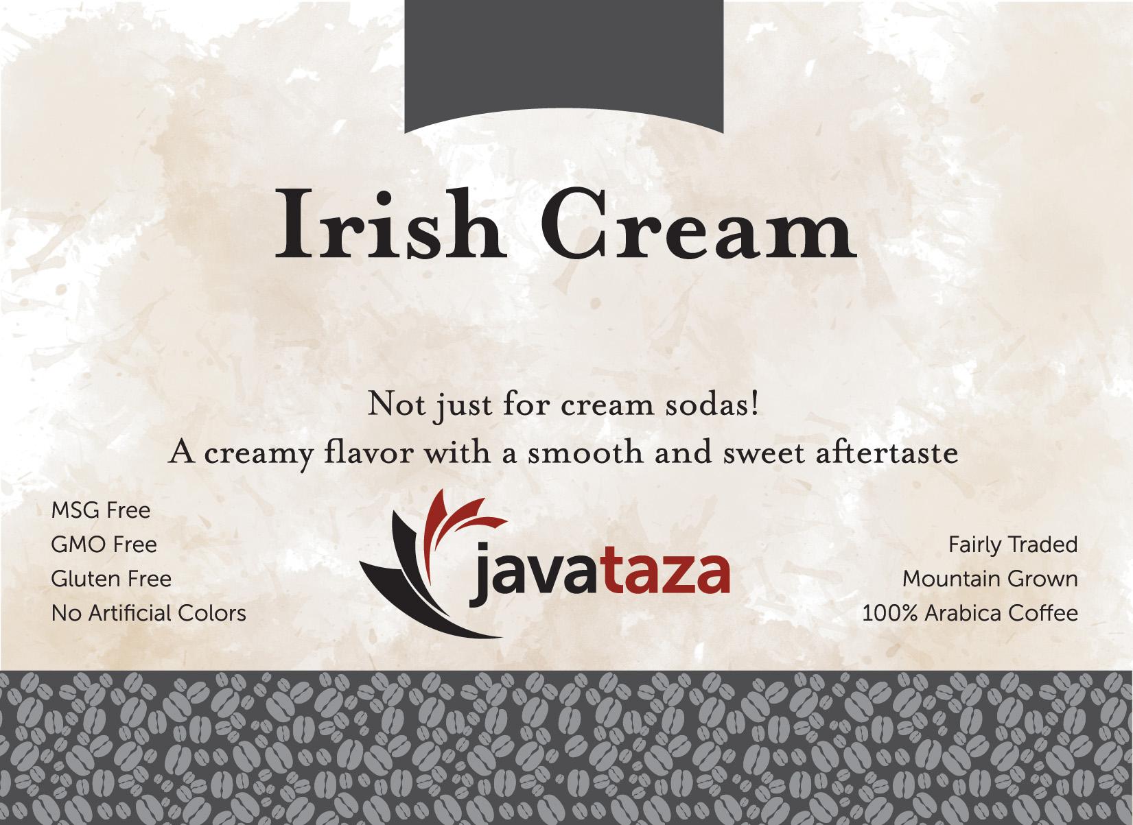 irish cream ground gourmet flavored coffee