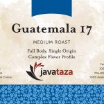 guatemala 17 ground coffee for sale