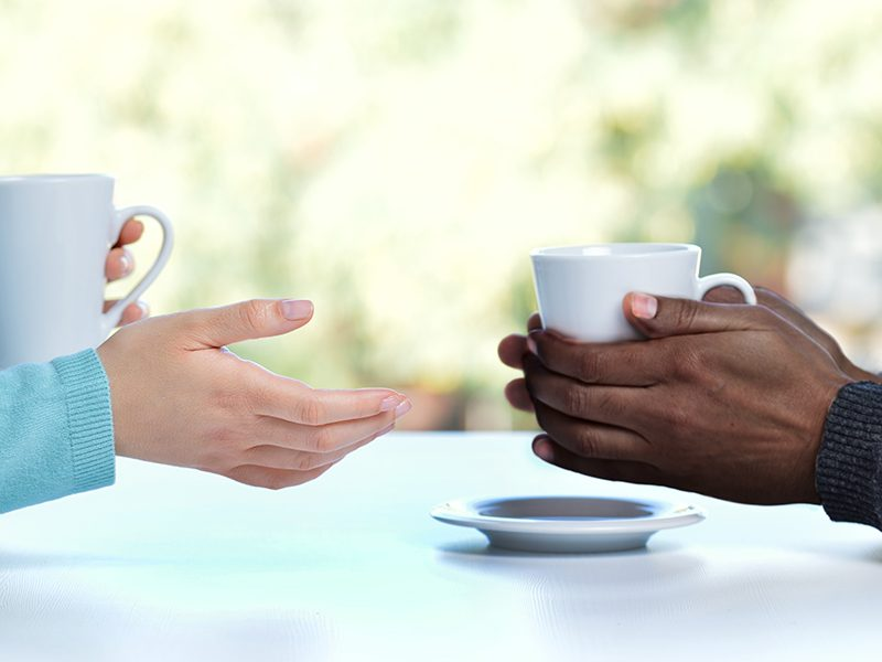 coffee education politics