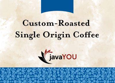 javayou custom roast single origin coffee for sale