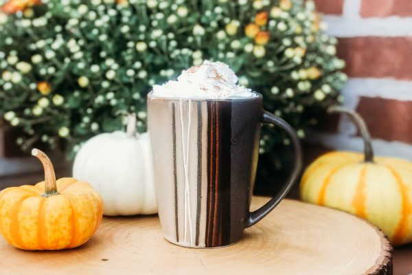 how to make pumpkin spice lattes from your home