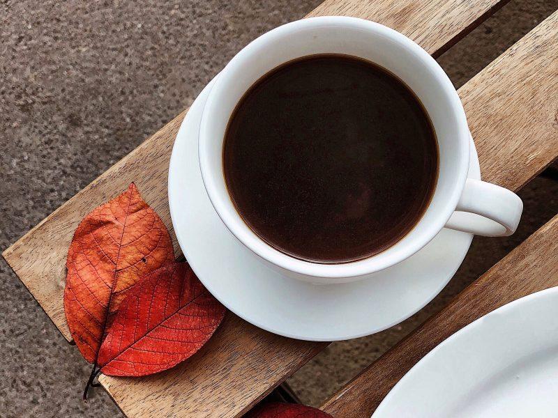 fall coffee giveaway
