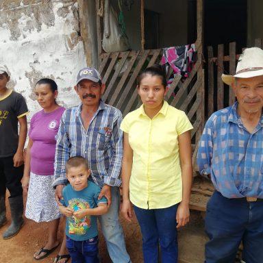 Jose family coffee from honduras