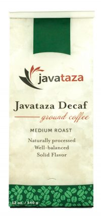 javataza coffee javataza decaf ground coffee 12oz