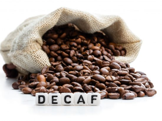 is decaf coffee bad for your health