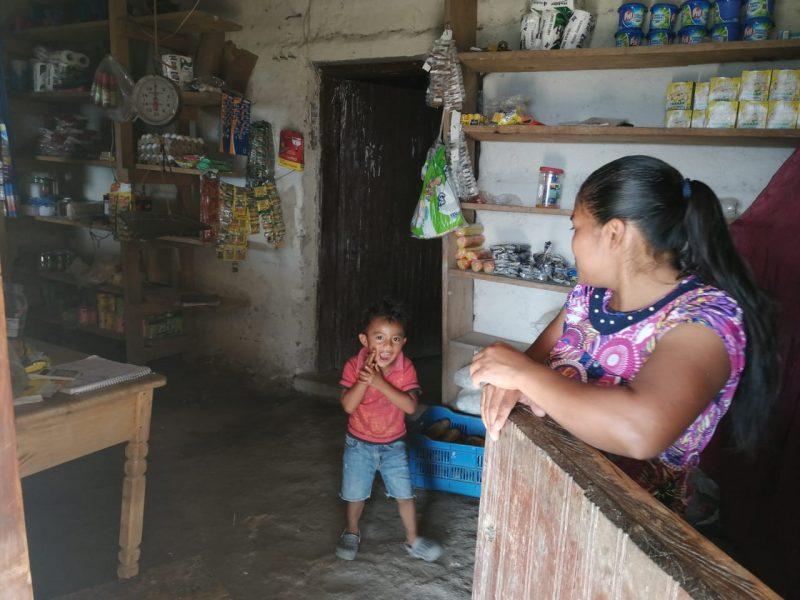 the pulperia a small store on the coffee farm