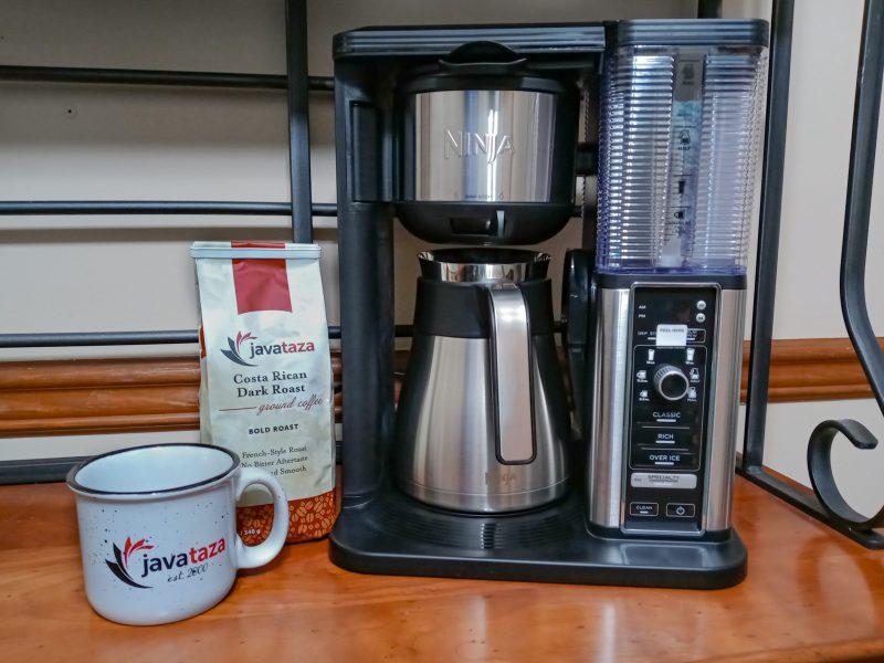 coffee maker giveaway javataza