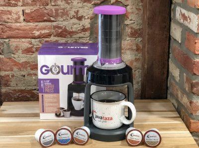 javataza k cup coffee press