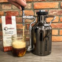 ukeg nitro coffee cold brewer for home brewing with free coffee