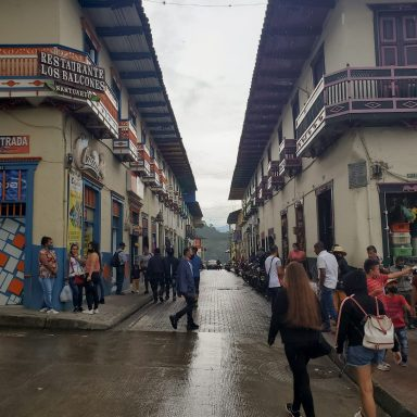 columbian highland coffee