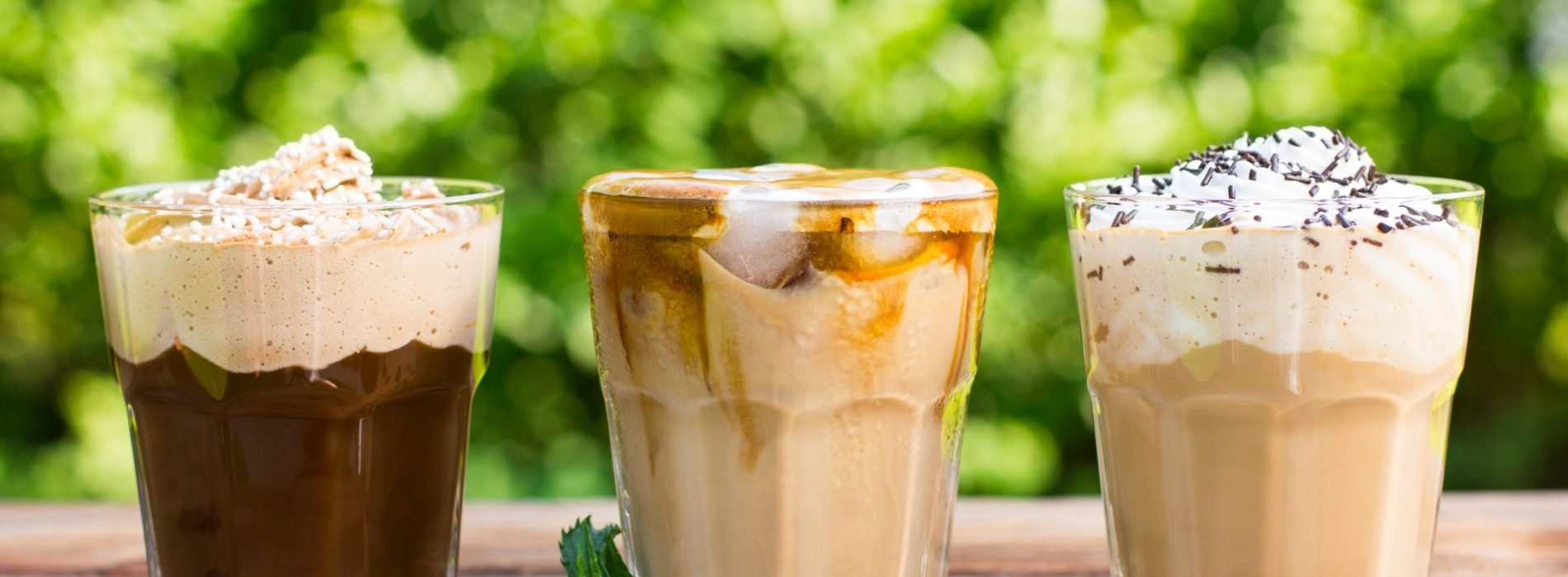 delicious iced coffee recipe from javataza