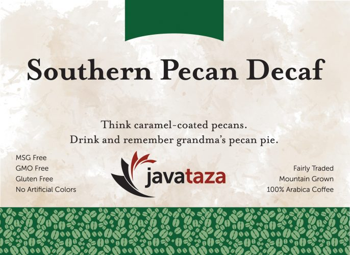 southern pecan decaf coffee for sale