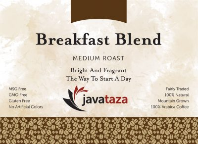 breakfast blend ground buy sustainable coffee
