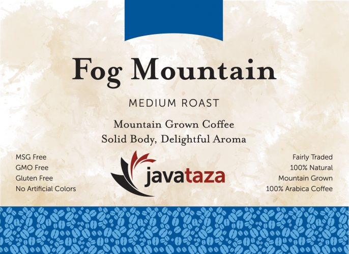 fog mountain ground coffee for sale