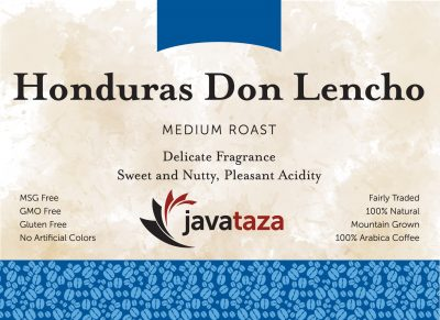 honduras don lencho ground fair tradecoffee
