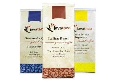 single origin javataza coffee