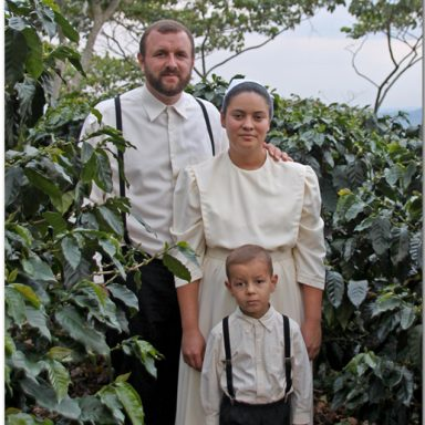 eric showalter family sustainable coffee farming in honduras