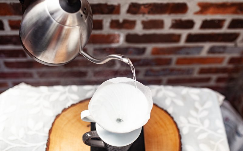 2 how to make pour over coffee