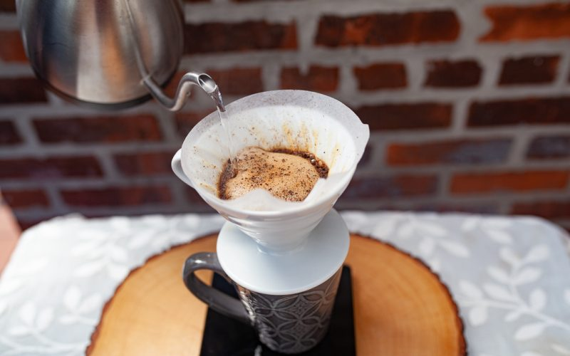 5 how to make coffee with a manual pour over