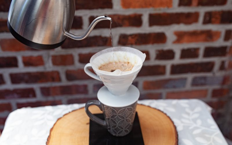 6 how to make coffee with a pour over dripper