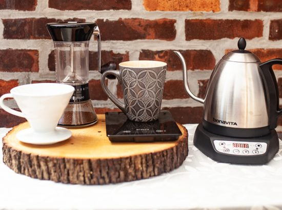 a guide to making pour over coffee