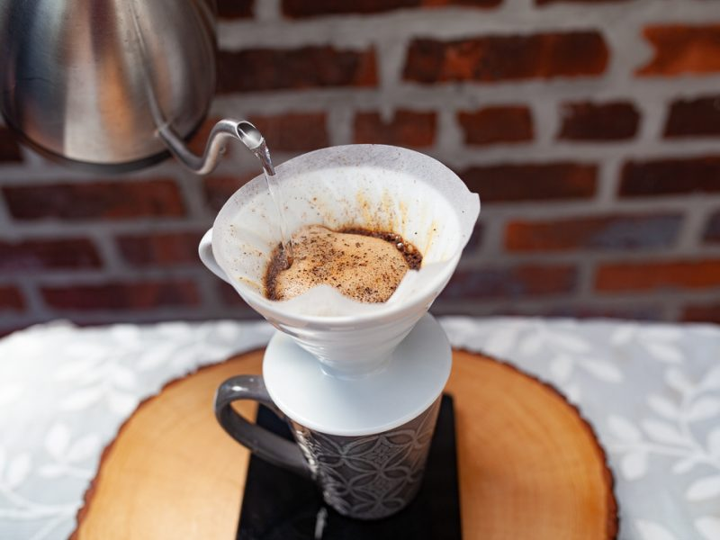 a pour over coffee guide