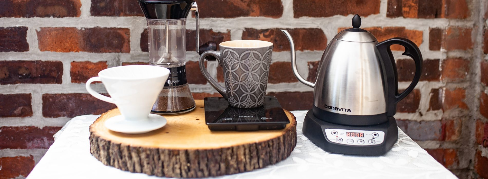 pour over coffee brew guide for fresh roasted coffee
