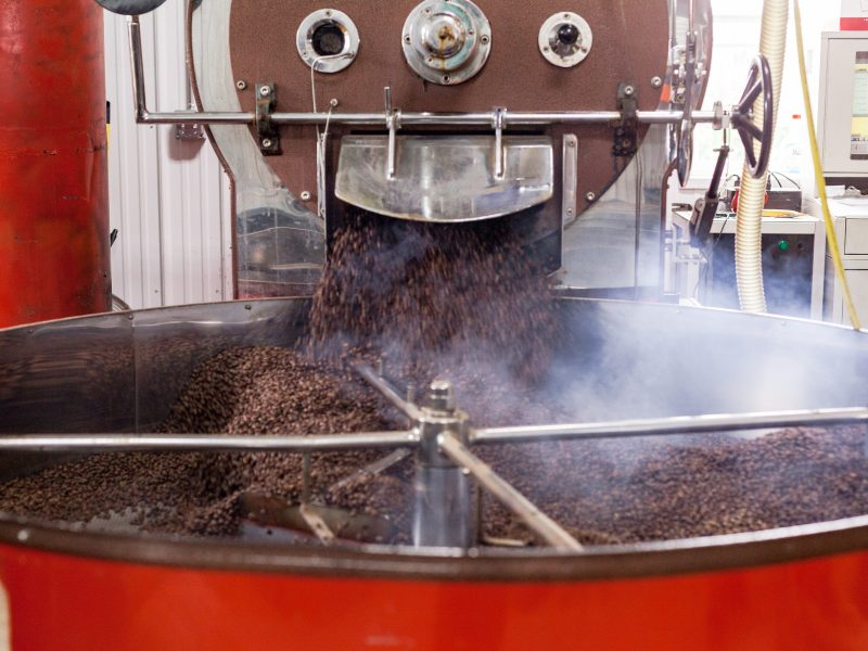 directly sourced coffee process
