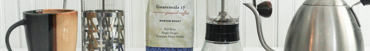 coffee brewing guides