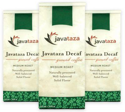decaf gourmet coffee