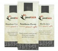 flavored gourmet coffee from javataza