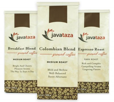 signature blends javataza gourmet coffee
