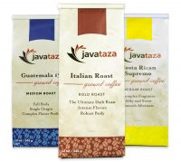 single origin javataza gourmet coffee